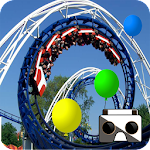 VR Adventure 2017: Roller Coaster 360 Icon