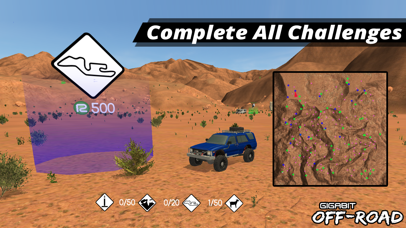 Gigabit Off-Road Screenshot 4