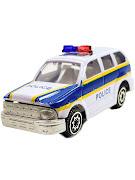 """Машинка """"МИР МАШИНОК"""" 1:64 """"POLICE"""" Джип"""