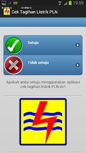 App Cek Tagihan Listrik PLN APK for Windows Phone