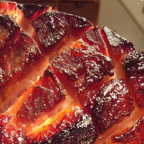 Coca-Cola Glazed Ham with Brown Sugar and Dijon