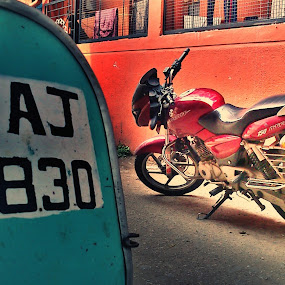 OLD $ NEW by Sushant Ojha - Transportation Motorcycles