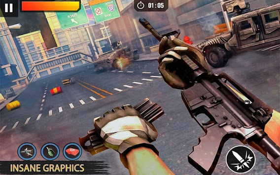Cover Shoot: Elite Sniper Strike APK screenshot thumbnail 1