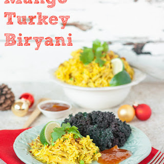 Mango Turkey Biryani