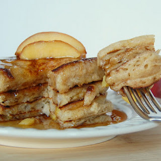 Cinnamon Peach Pancakes Recipes