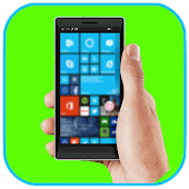 App Win 10 Launcher For Android APK for Windows Phone