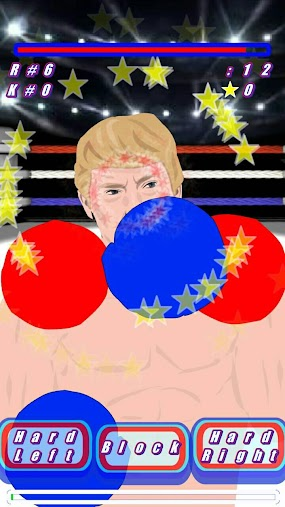 PUNCH DONALD TRUMP!! APK