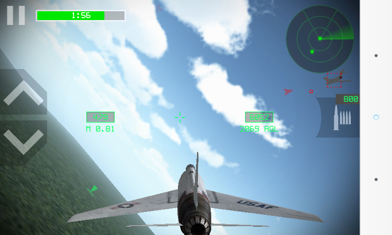 Strike Fighters (Pro) Screenshot 5