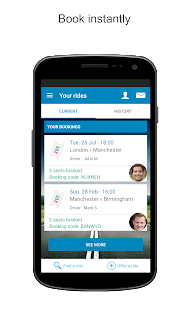 App BlaBlaCar, Trusted Carpooling version 2015 APK