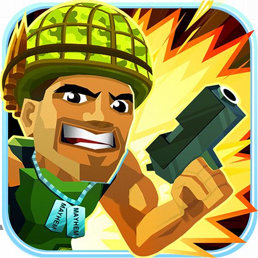 Major Mayhem (game)