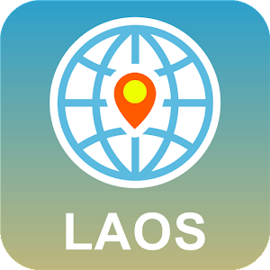 Laos Map Offline