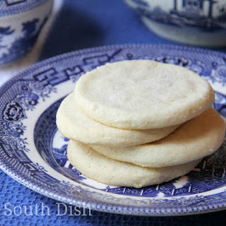 Tea Cakes With Nutmeg Recipes