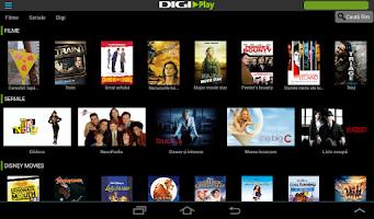 Screenshot of Digi.Online