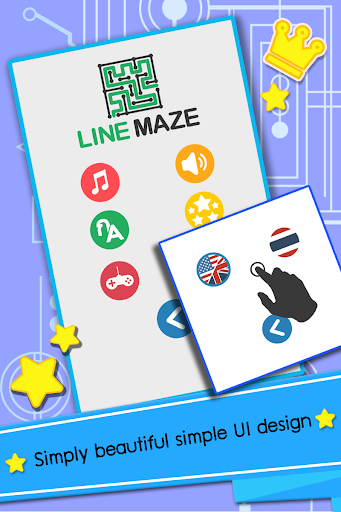Linemaze Puzzles For PC