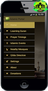 Islamic - Quran , Qibla , Dua - screenshot