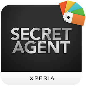 Cover art XPERIA Secret Agent Theme