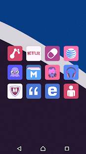 Teron - Icon Pack- screenshot thumbnail