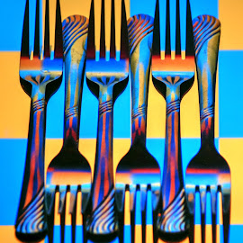 by D.M. Russ - Artistic Objects Cups, Plates & Utensils