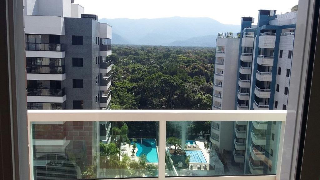 Cobertura com 2 dormitórios à venda, 94 m² por R$ 760.000 - Riviera de São Lourenço - Bertioga/SP