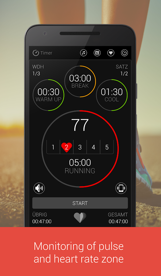 Tabata Workout Timer for HIIT Screenshot 4
