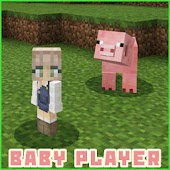 Baby Player MCPE Addon Mod APK for Bluestacks