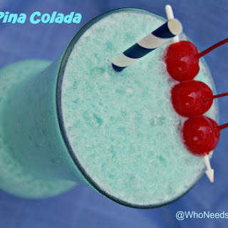 Pina Colada And Blue Curacao Recipes