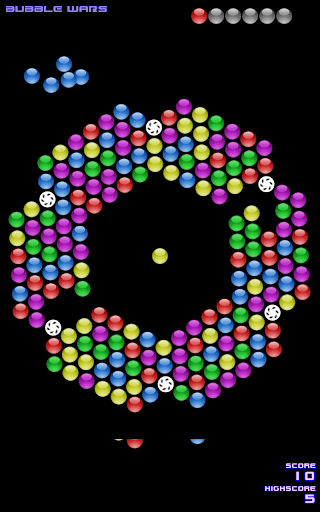 Bubble Wars Ultimate - screenshot