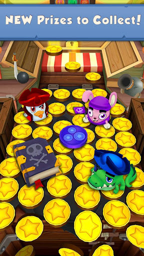 Coin Dozer: Pirates screenshot 3