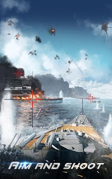 Sea Battle For Survival - Fleet Commander APK screenshot thumbnail 12