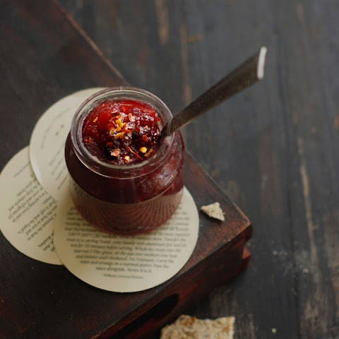 Pineapple Cranberry Chutney