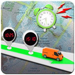 GPS Location Alarm