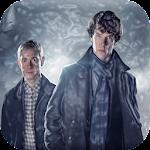 Sherlock HÔLMES HD Wallpaper Icon