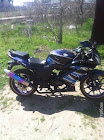 продам мотоцикл в ПМР GX moto GX City