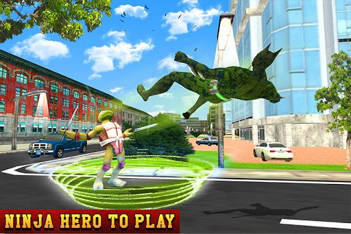 Multi Ninja Hero Vs Evil Turtle Villain For PC