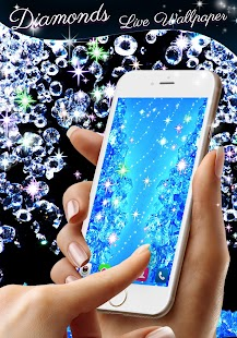 Download Diamond Live Wallpaper APK for Android Kitkat