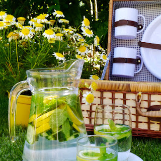 Mint Infused Water Recipes