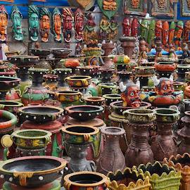 by Surendar Jakka - Artistic Objects Other Objects