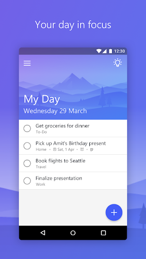 Microsoft To-Do For PC
