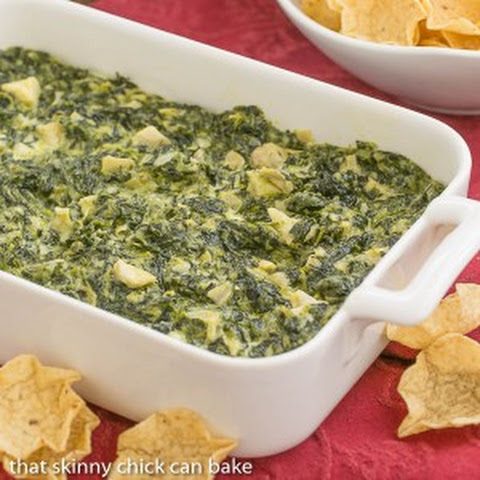 Cheesy Spinach Dip #ProgressiveEats