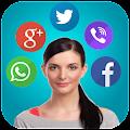 App Talking Notification Girl APK for Windows Phone