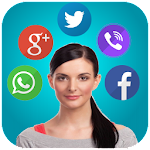 Talking Notification Girl 1.64 Apk