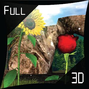 Cover art Sunflower Rose Livewallpaper