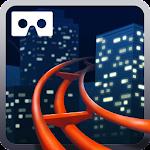 RollerCoasterVR DarkCity Icon
