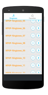 Kpop Alarm Ringtones - screenshot