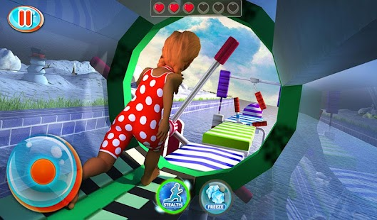 Game Legendary Stuntman Run APK for Kindle