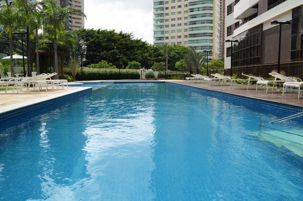 Apartamento com 3 dormitórios à venda, 91 m² por R$ 630.000,00 - Altiplano - João Pessoa/PB