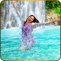 Waterfall Photo Collage HD