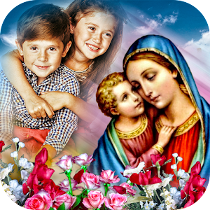 Download Mother Mary Photo Frames For PC Windows and Mac