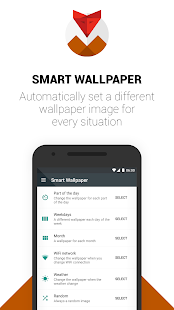 Smart Wallpaper Screenshot