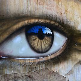 Street art by Juan Tomas Alvarez Minobis - Uncategorized All Uncategorized (  )